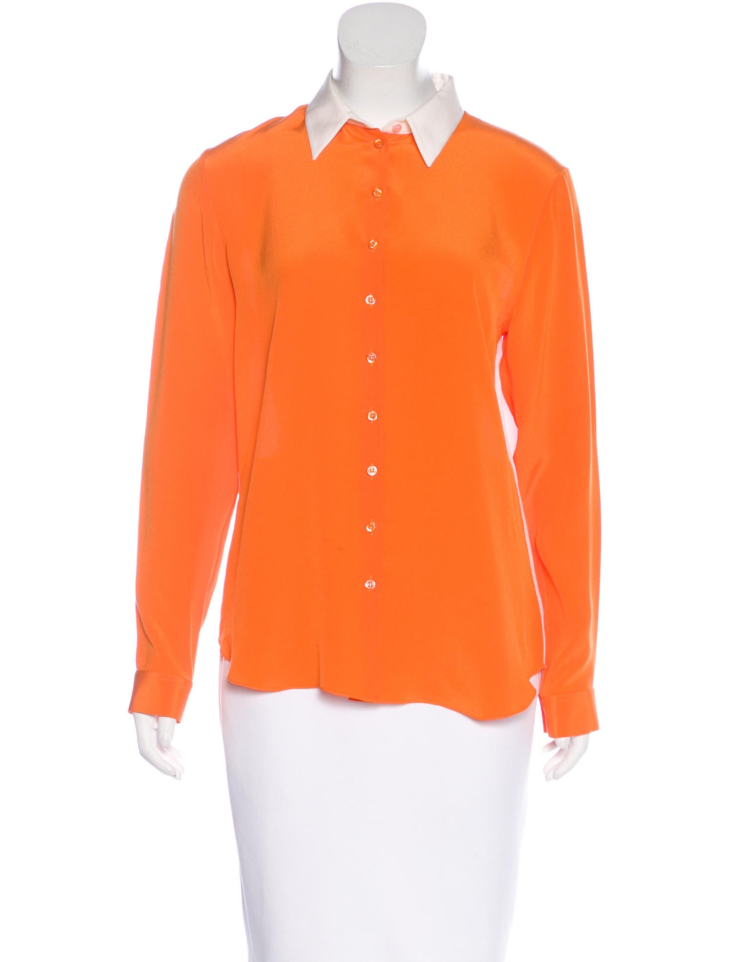 Christian dior colorblock button up top clothing for Christian dior button up shirt