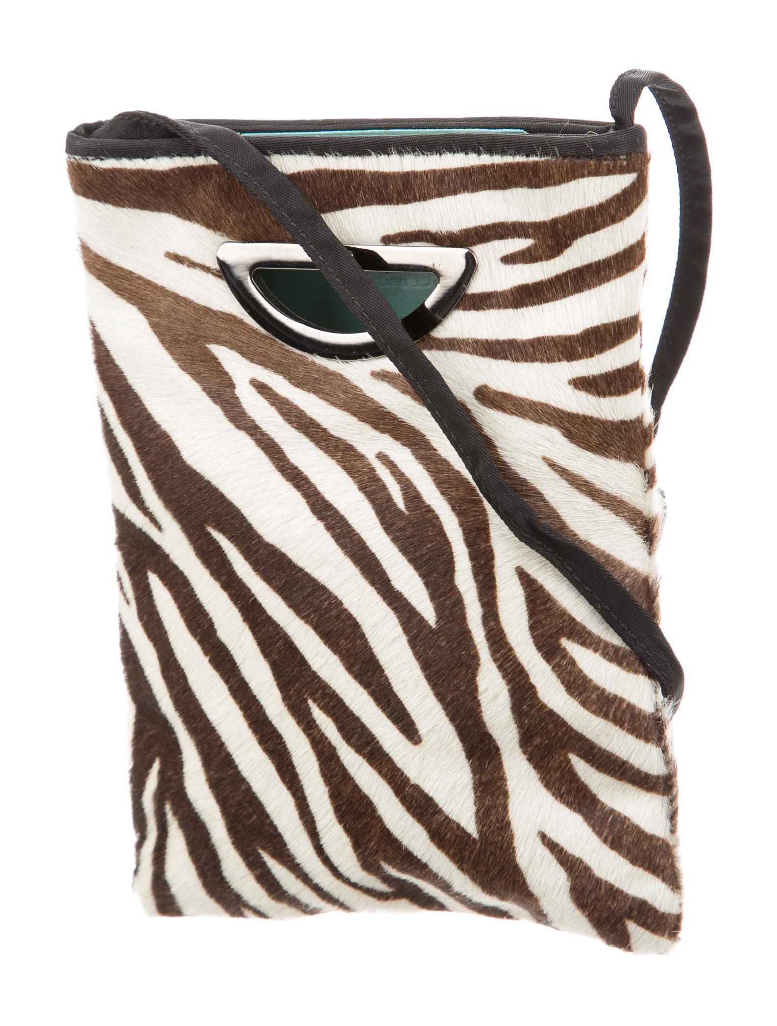 Christian Dior Mini Ponyhair Shoulder Bag Handbags