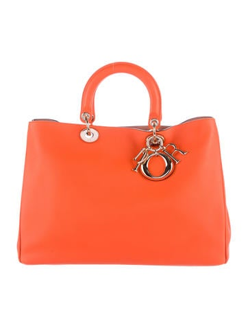 Christian Dior 2016 Large Diorissimo Bag