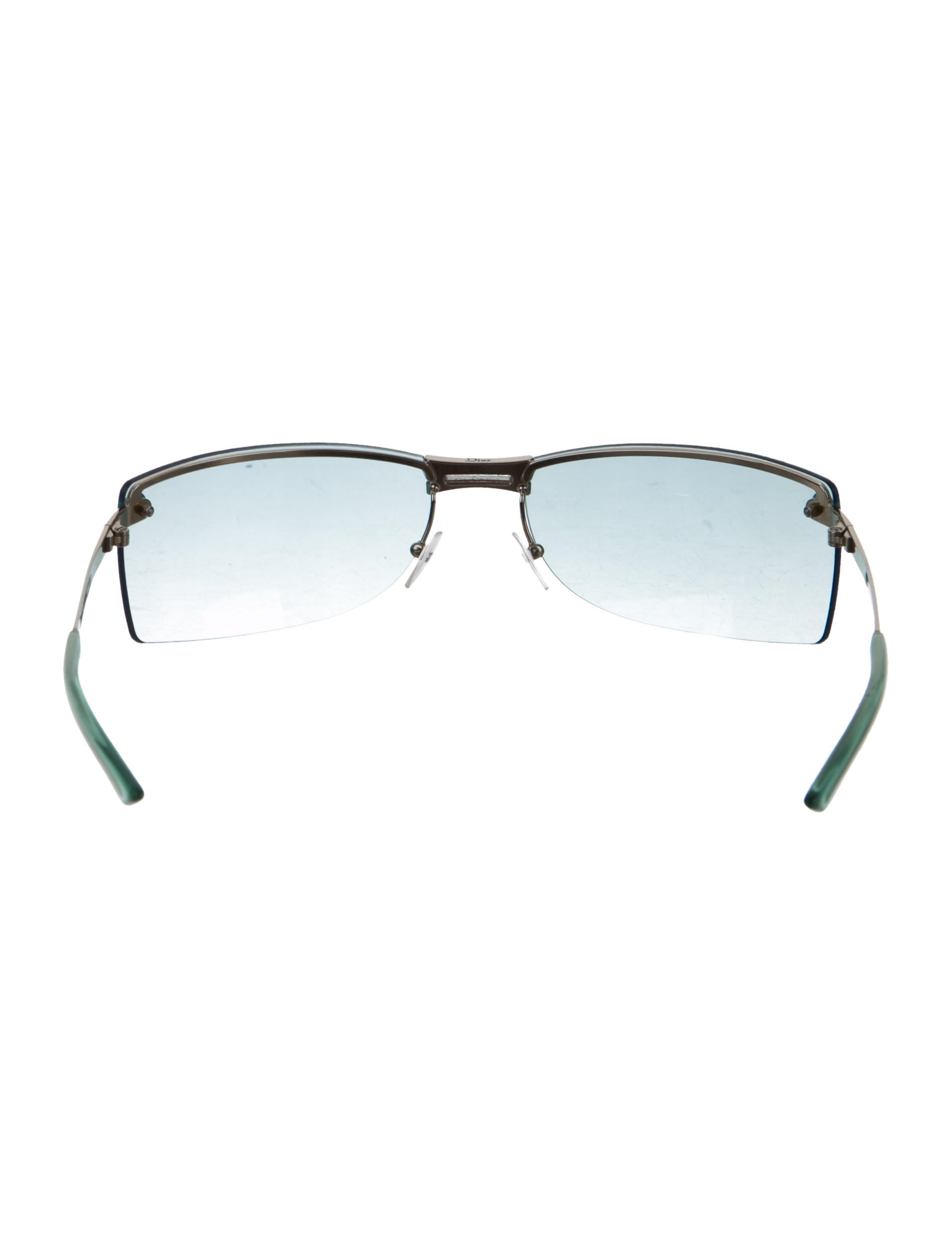 Rimless Glasses Look Good : Christian Dior Adiorable 1 Rimless Sunglasses ...
