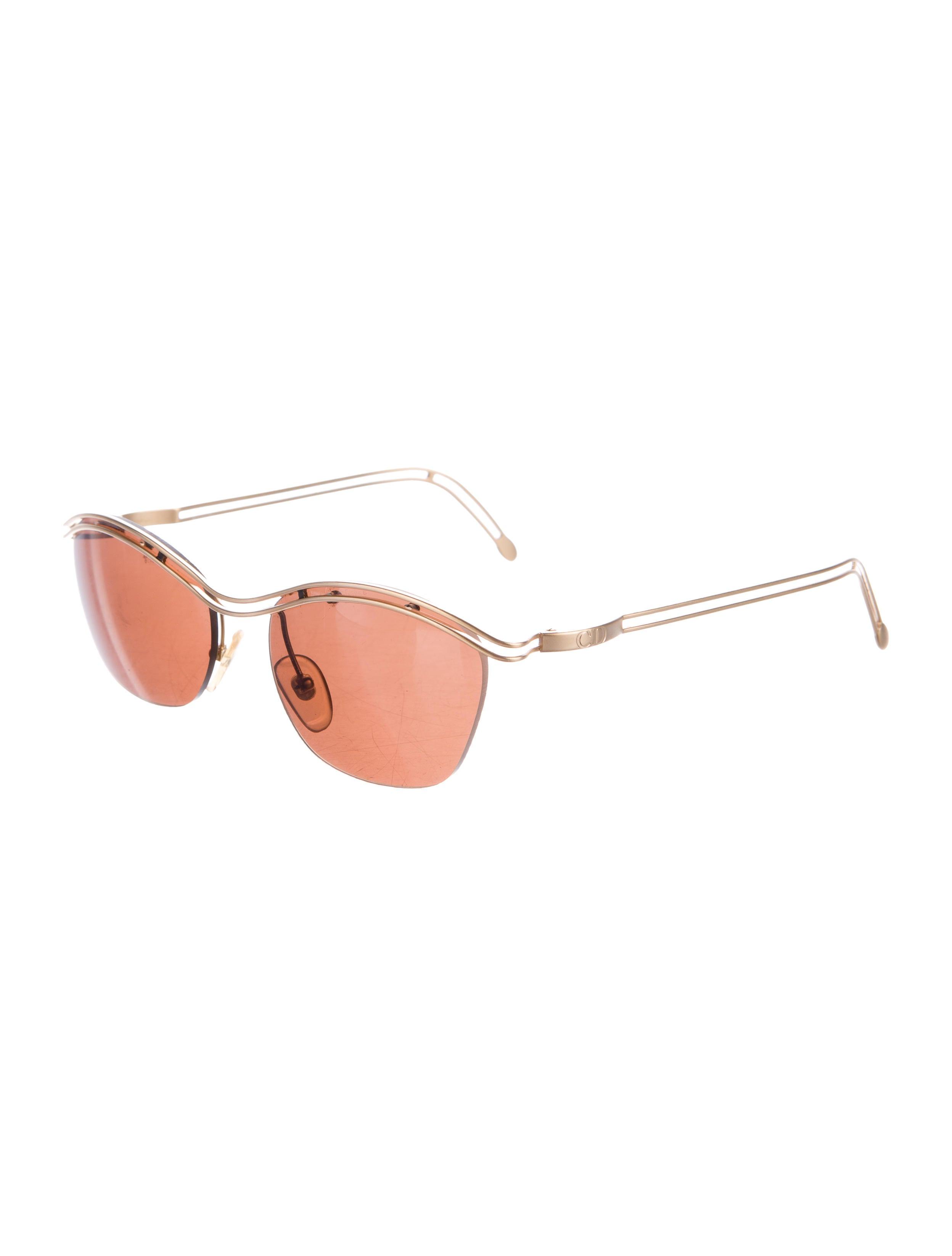 6d644ff124f5 Christian Dior Rimless Eyeglasses