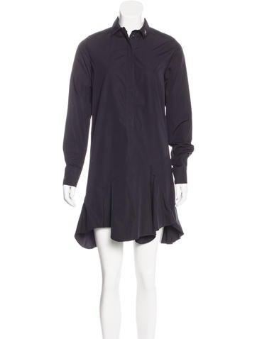 Christian dior long sleeve button up dress clothing for Christian dior button up shirt