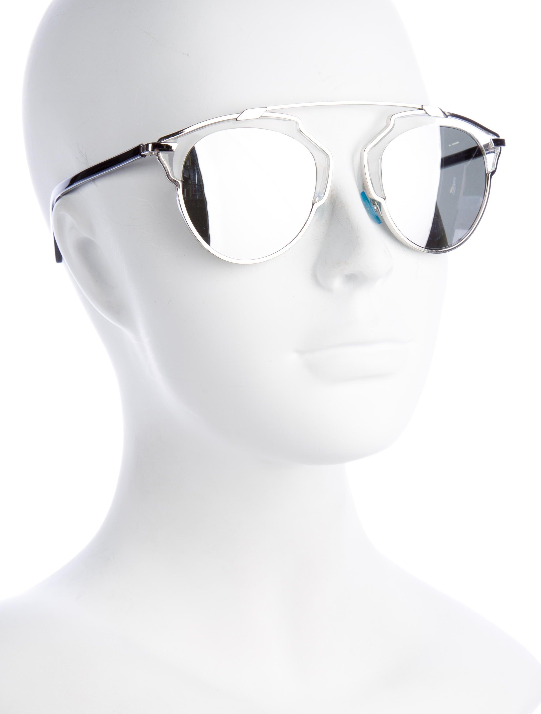 a74b86c6d1 Christian Dior Dior So Real Mirrored Sunglasses - Accessories - CHR52636
