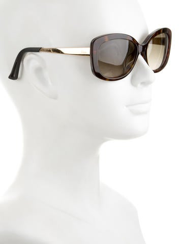 b55726adeb50 Christian Dior Extase 1 Butterfly Sunglasses - Accessories - CHR53084