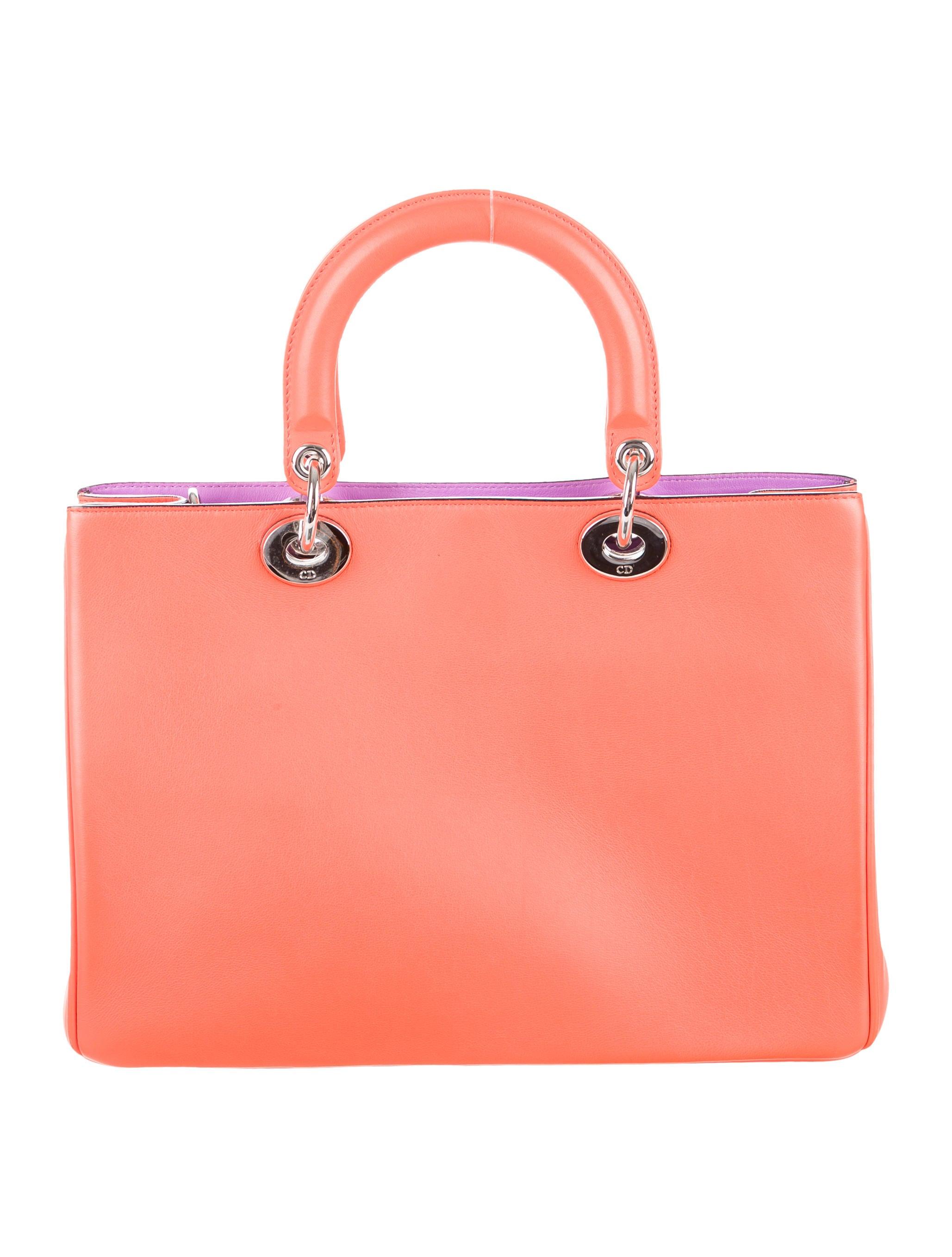 Christian Dior Medium Diorissimo Bag - Handbags - CHR53118 ...