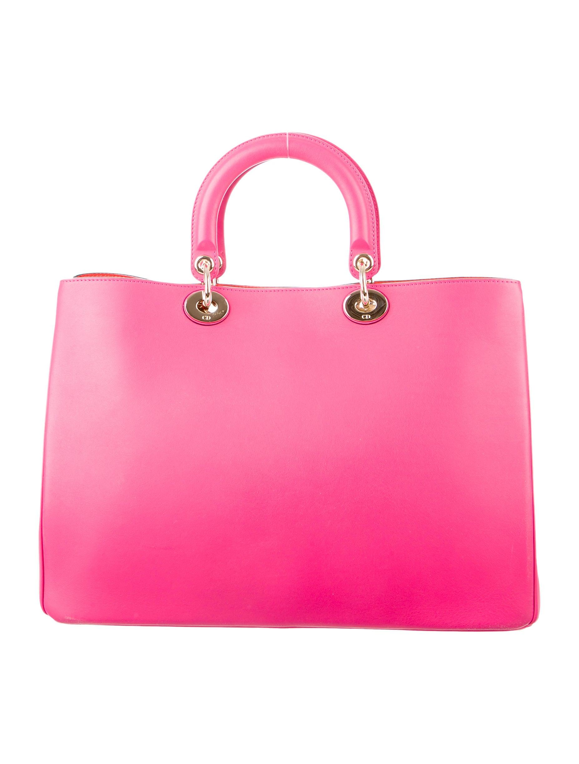 Creative Christian Dior Large Lady Dior Bag  Handbags  CHR34071  The