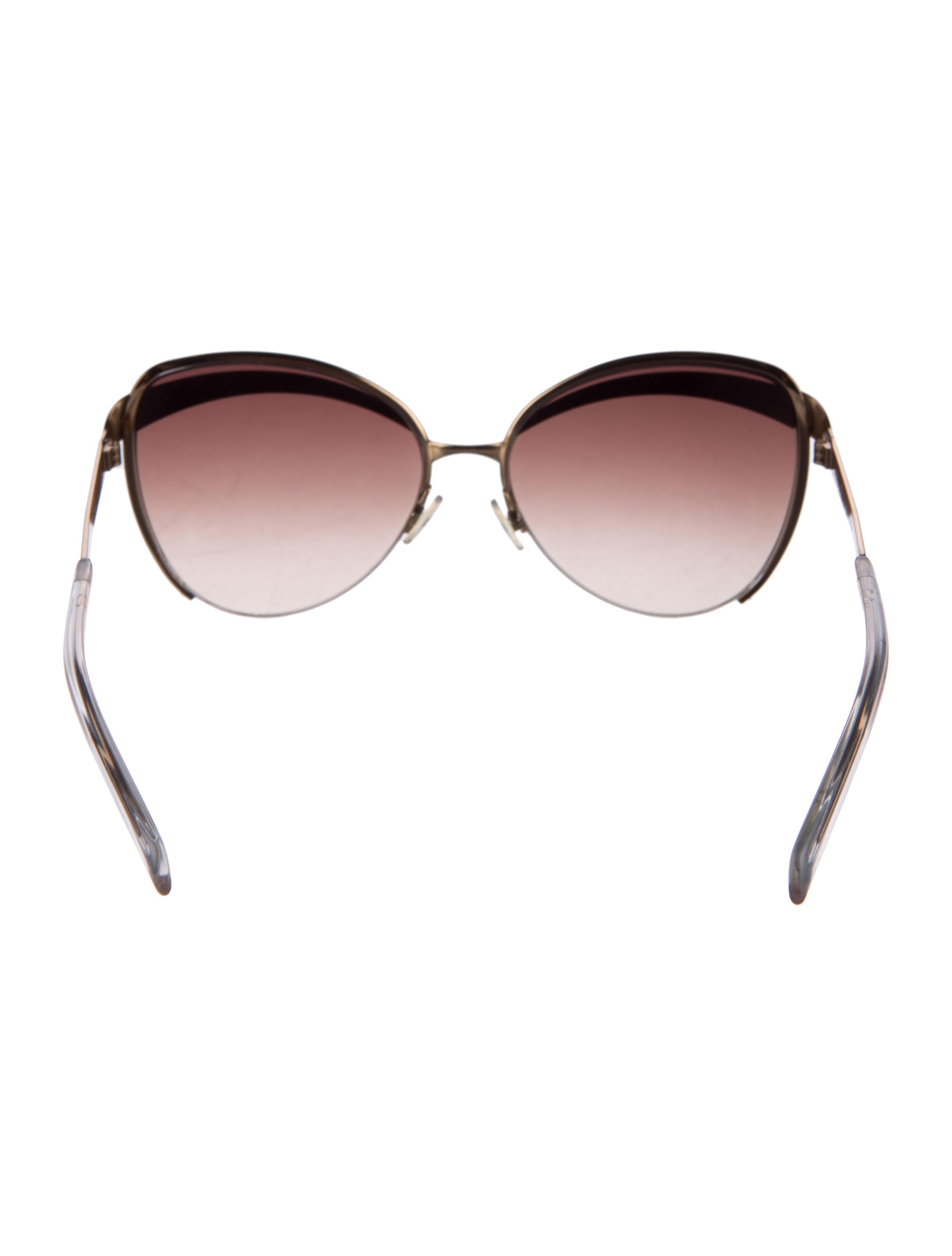 263d0d7f77f17 Christian Dior Eyes 1 Cat-Eye Sunglasses - Accessories - CHR53137