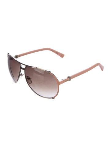 dde83e91d71 Christian Dior Chicago 2 Aviator Sunglasses - Accessories - CHR53316
