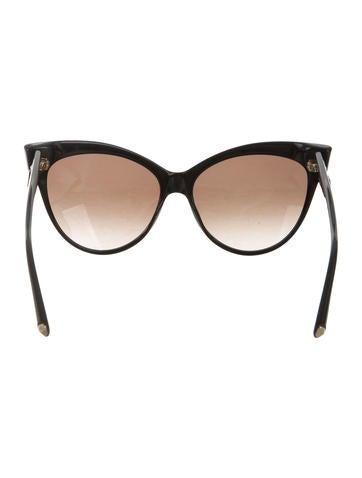 Mohotani Cat-Eye Sunglasses