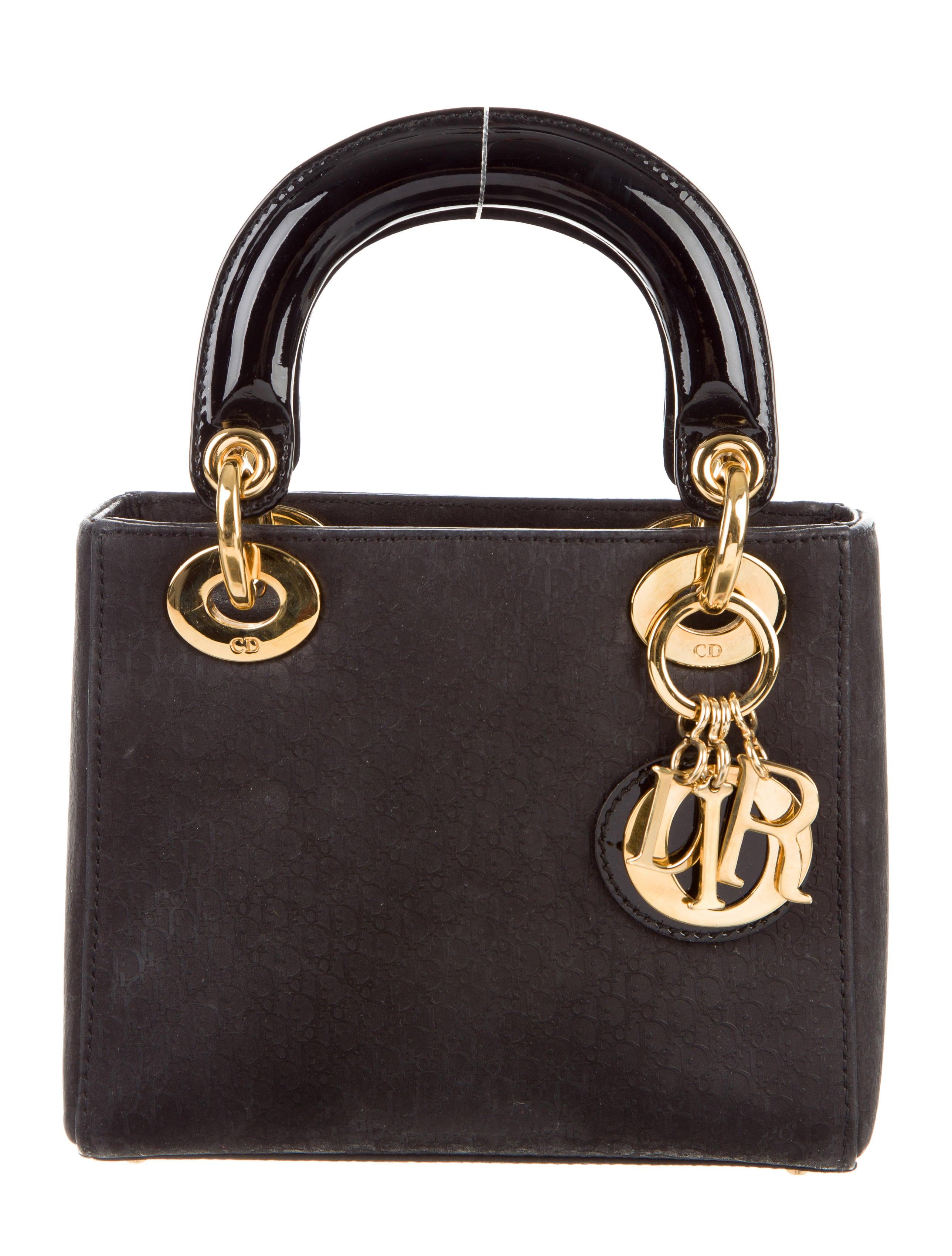 Elegant Christian Dior Large Diorissimo Bag  Handbags  CHR53119  The