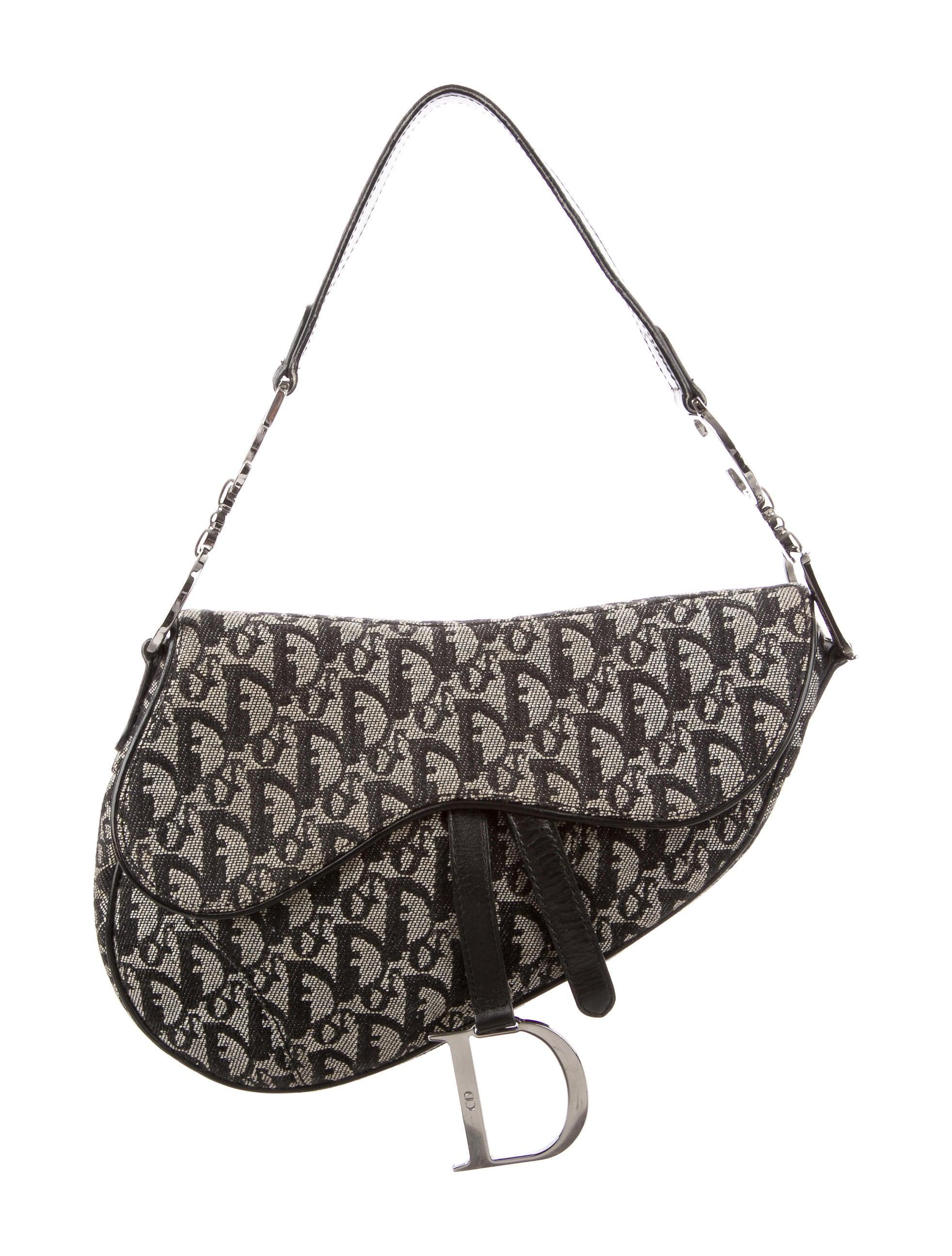 Christian Dior Diorissimo Saddle Bag Handbags Chr53833