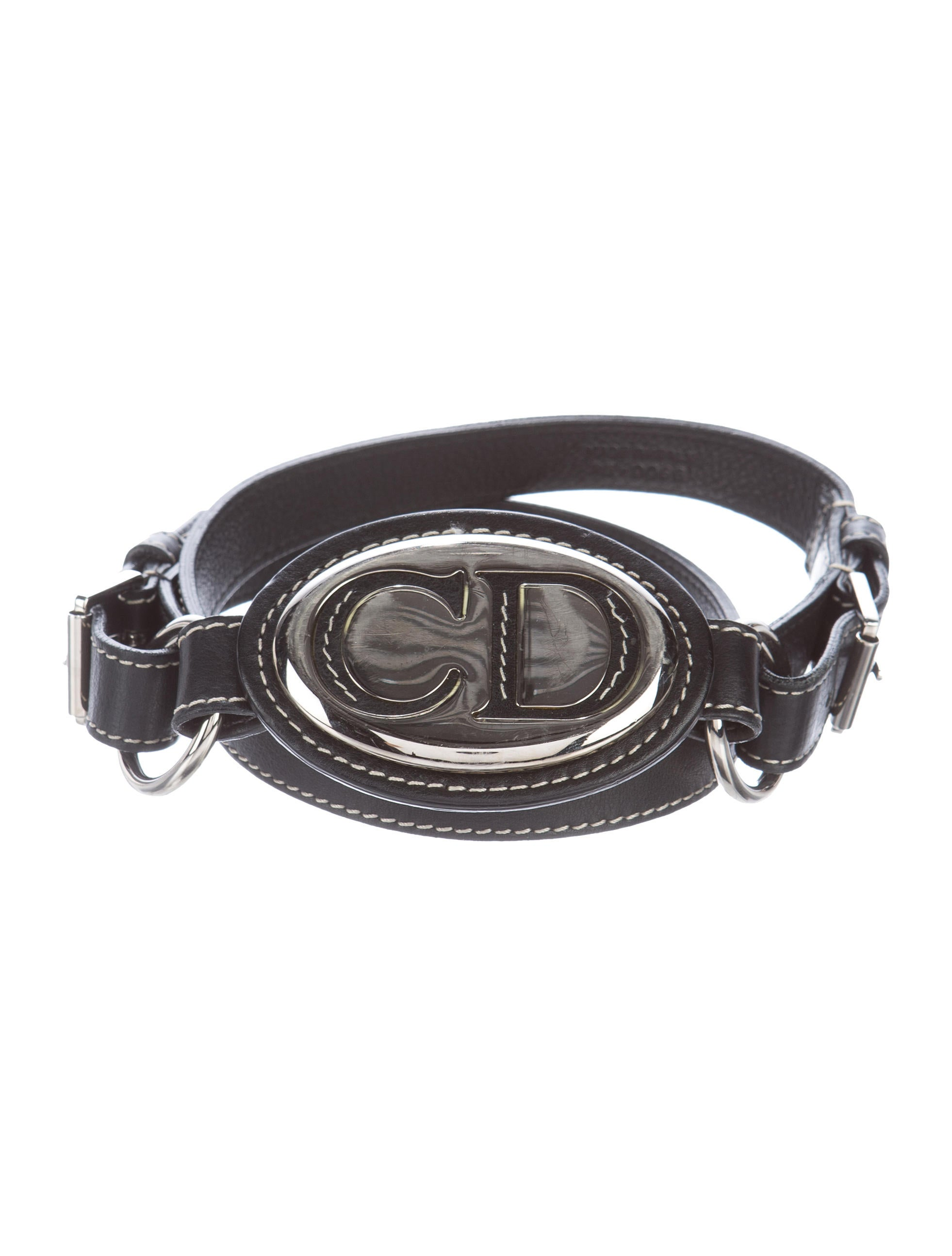 68dfef813ab Christian Dior Ladies Belt