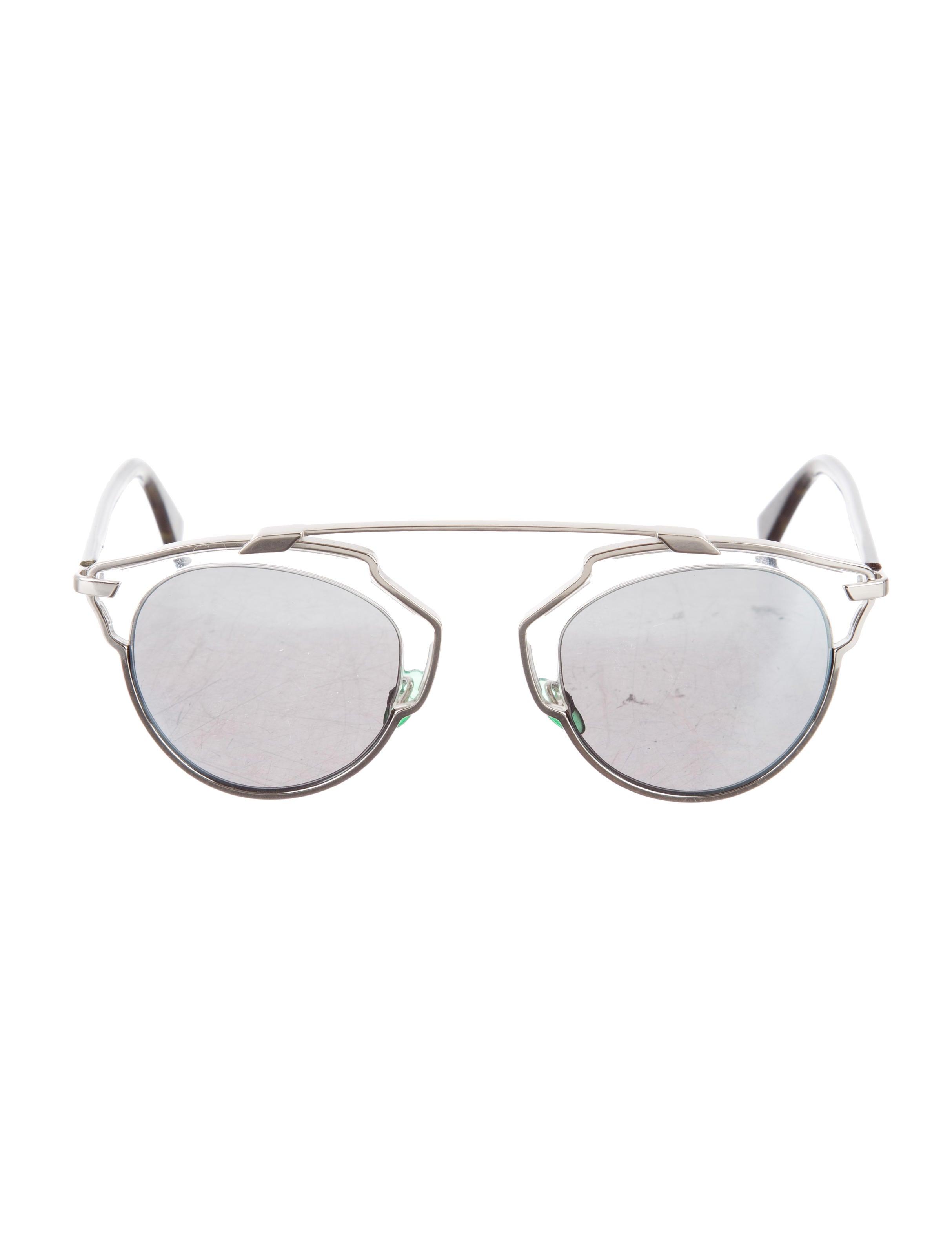 911f8ea25b638 Women · Accessories  Christian Dior So Real Reflective Sunglasses. So Real  Reflective Sunglasses