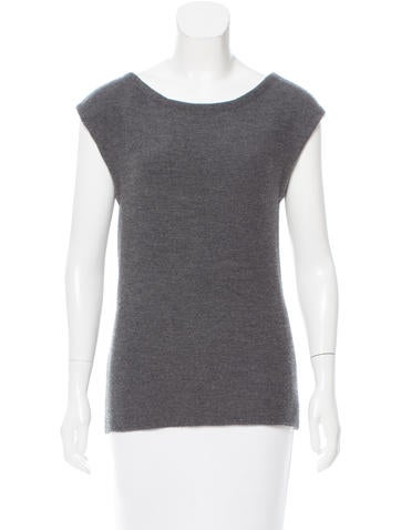 Christian Dior Wool Knit Top None