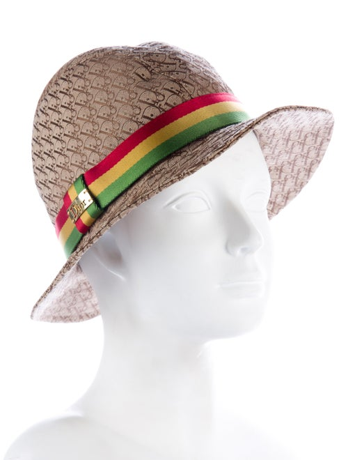Christian Dior Rasta Bucket Hat - Accessories - CHR54835  3bf9964692e9