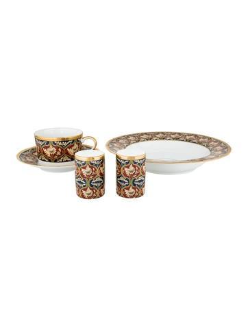 Christian Dior 5-Piece Tabriz Tableware Partial-Set None