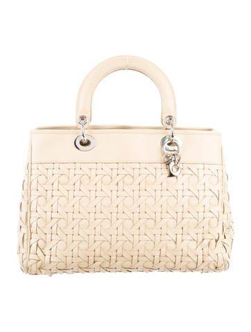 Christian Dior Lady Dior Avenue Satchel None