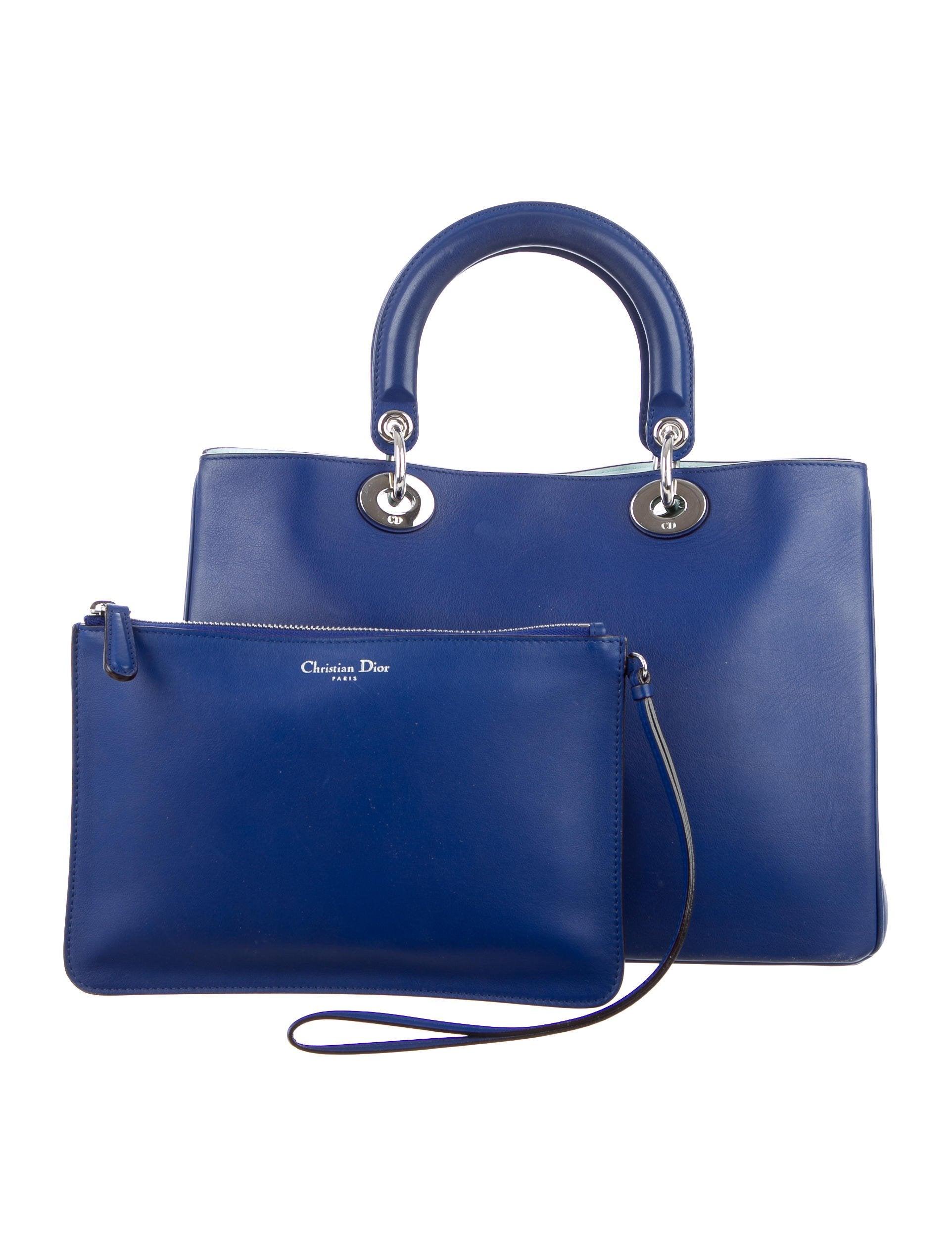 Christian Dior Medium Diorissimo Bag - Handbags - CHR55937 ...