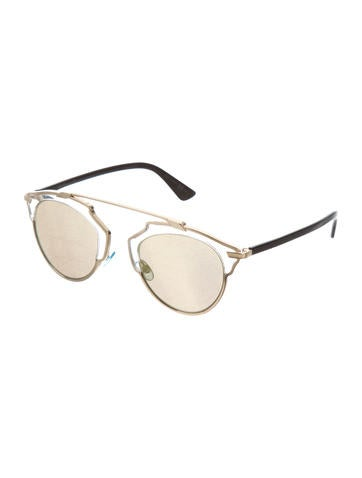 6b6f88a597a9 Christian Dior So Real Mirrored Inspired Sunglasses