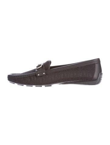Christian Dior My Dior Oblique Loafers None