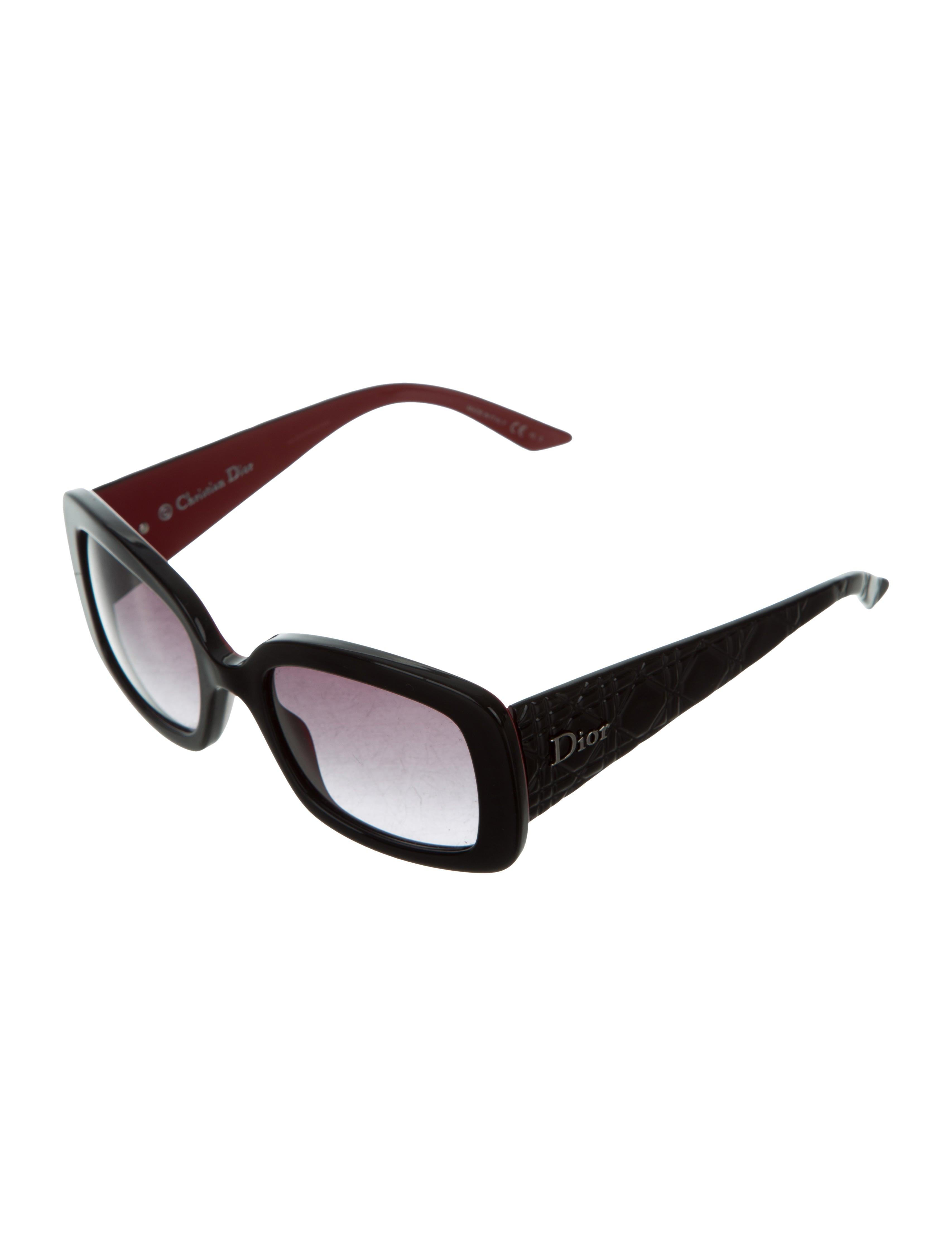e819e025c4f Christian Dior Lady Lady 2 Sunglasses - Accessories - CHR59016