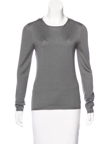 Christian Dior Cashmere Knit Top None