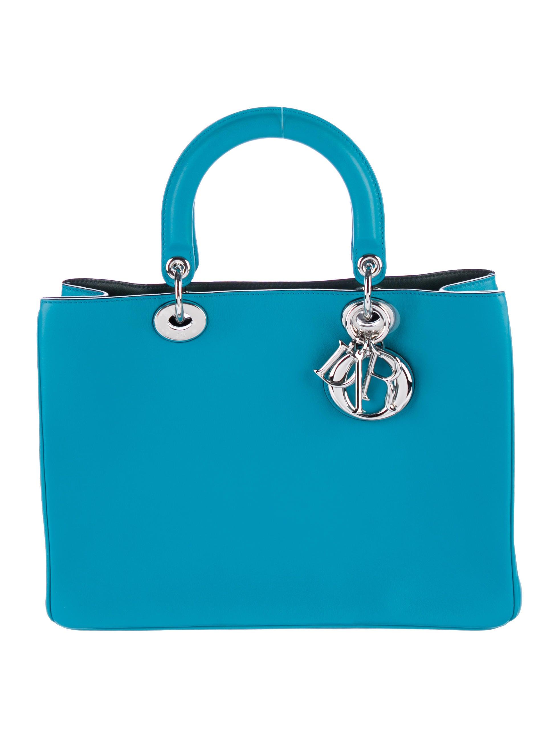 Christian Dior Medium Diorissimo Bag - Handbags - CHR59569 ...