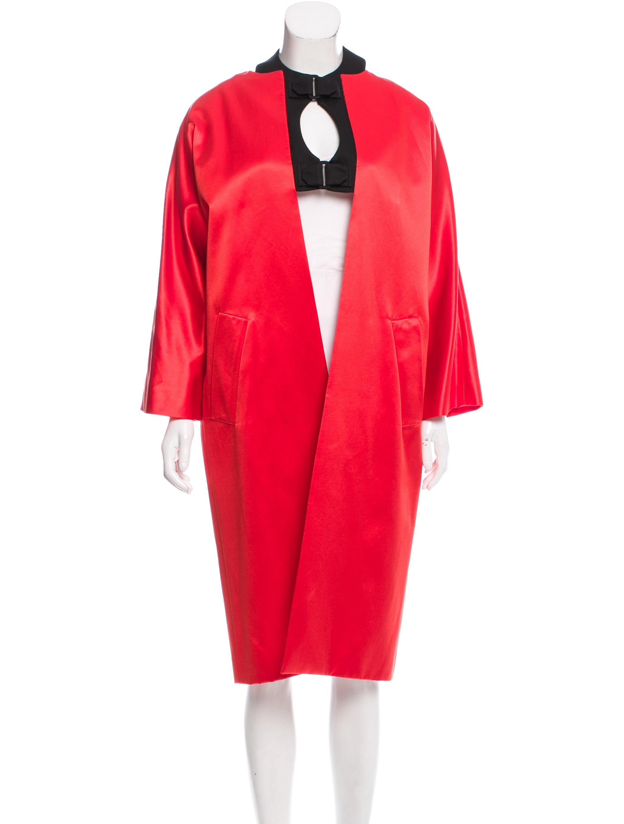 Christian Dior Oversize Long Jacket - Clothing