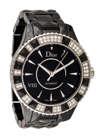 Christian dior dior viii watch bracelet chr59889 the realreal for Christian dior watches