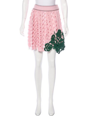 Christian Dior 2016 Mini Skirt None