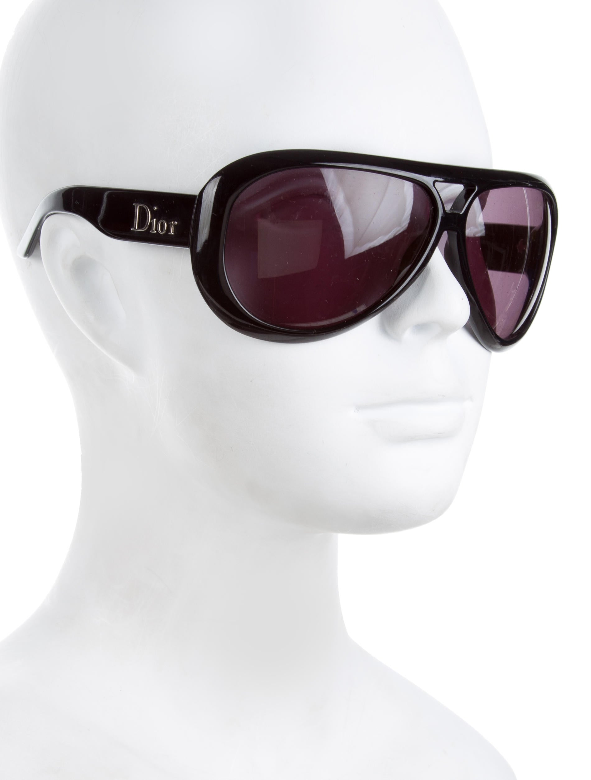 fb75500b2f51c Christian Dior Aviadior Logo Sunglasses - Accessories - CHR62204