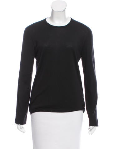 Christian Dior Lightweight Cashmere Sweater None