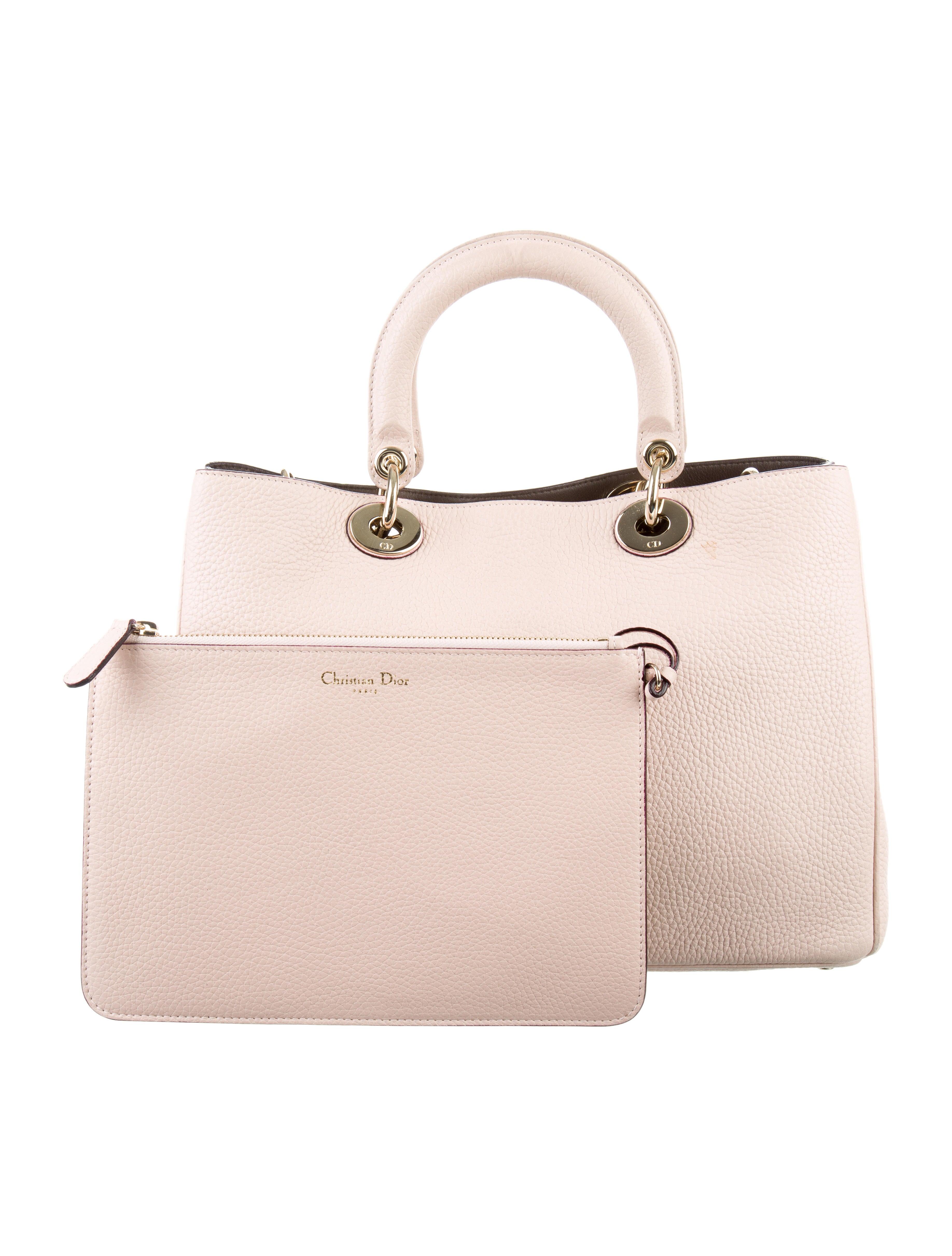 Christian Dior Medium Diorissimo Bag - Handbags - CHR62359 ...