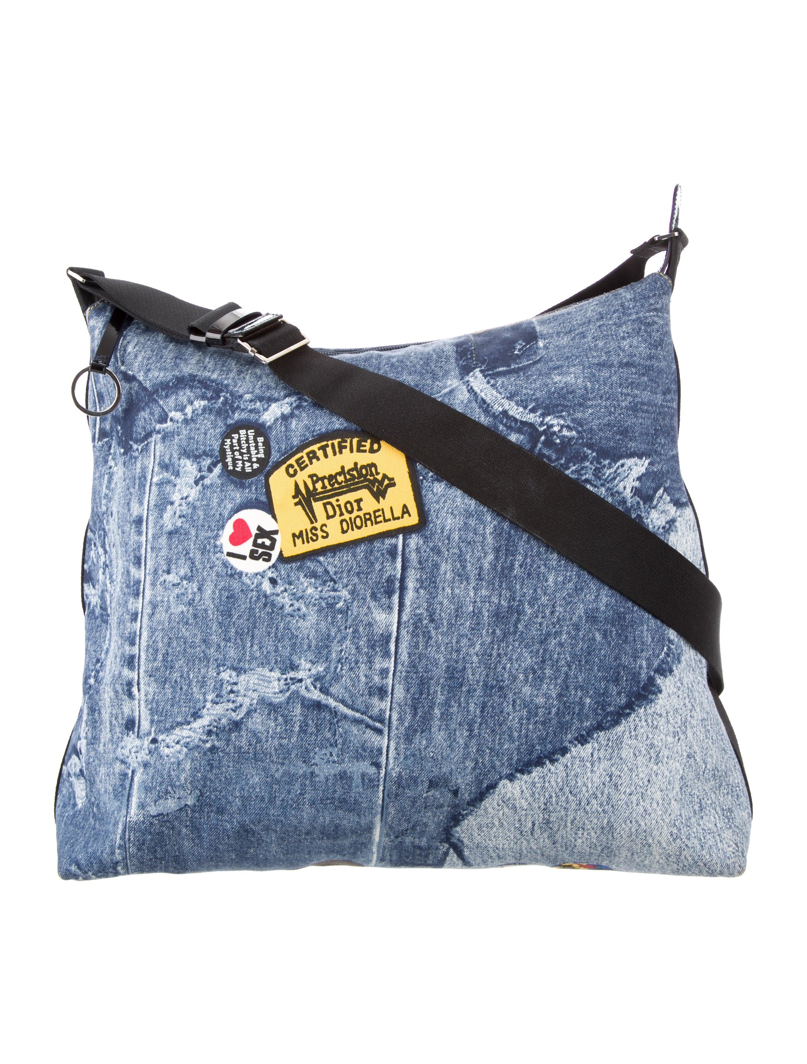 Christian Dior Miss Diorella Messenger Bag - Handbags - CHR63900 ... 901c0c516312a