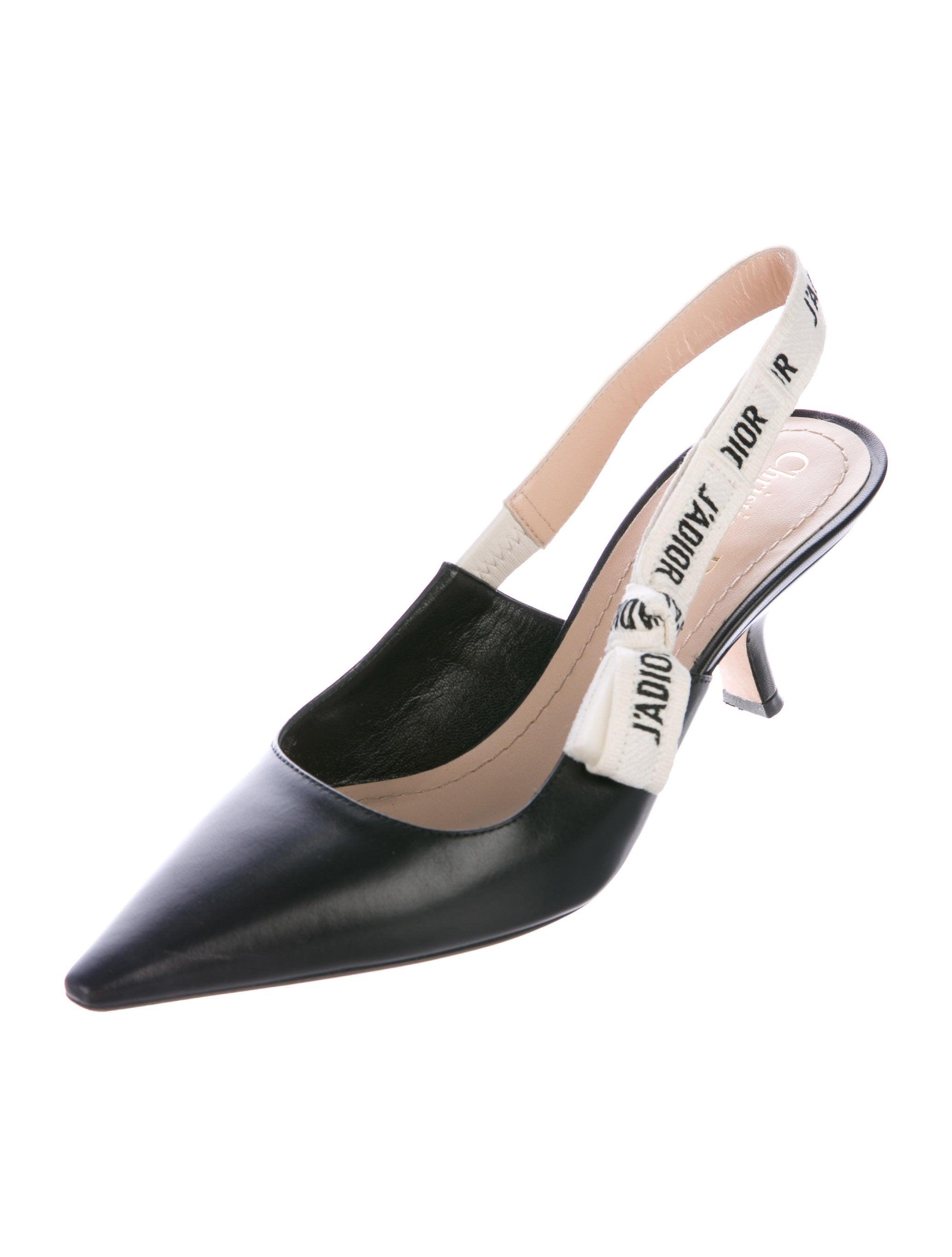 Christian Dior J'Adior Slingback Pumps - Shoes