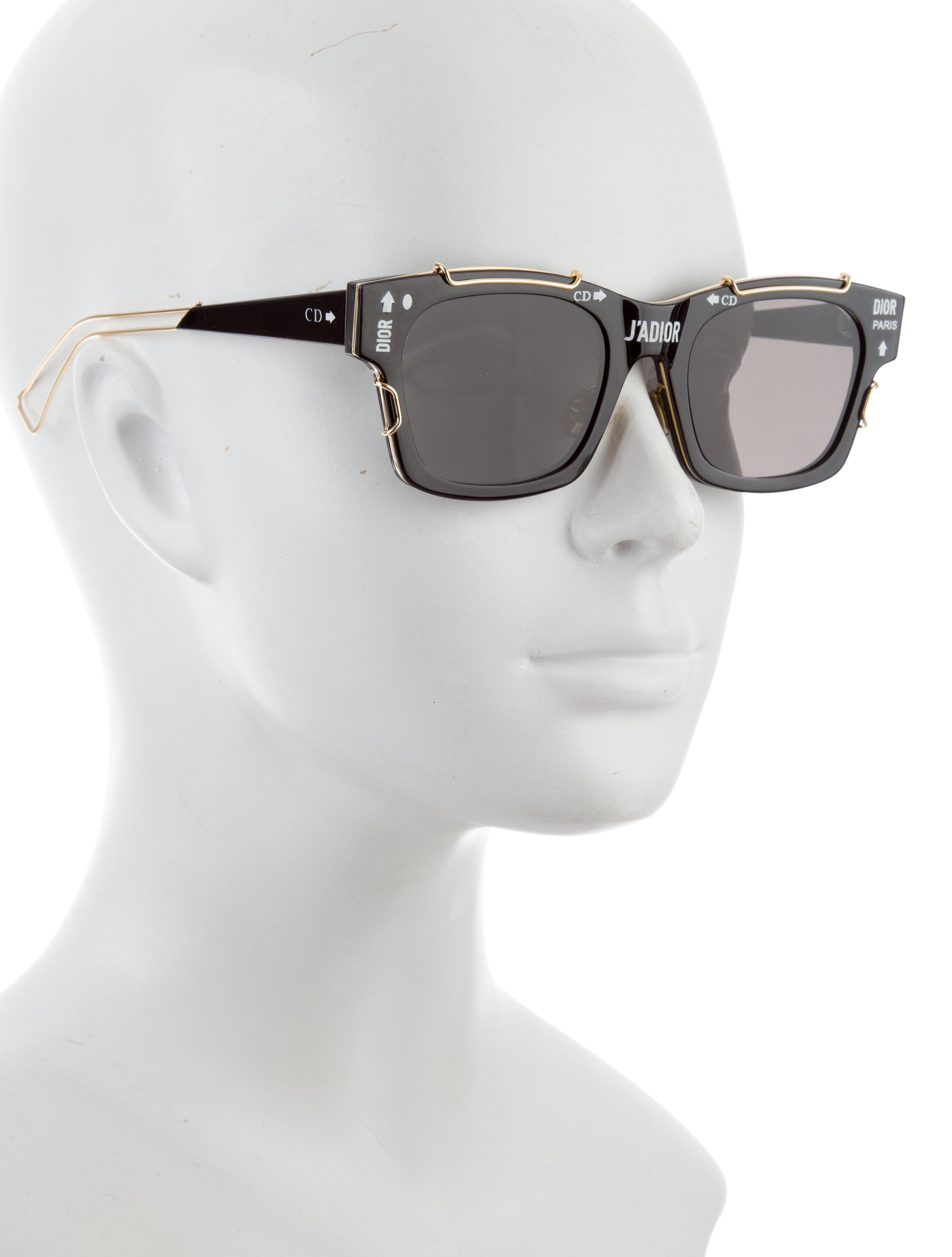0c59a7ac3aa Dior Sunglasses 2018 Black
