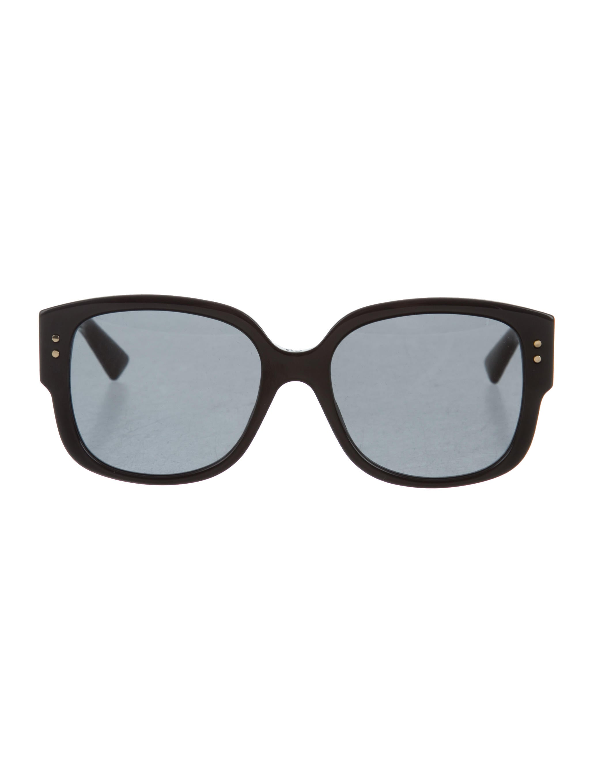 d753079db37 Christian Dior Lady Dior Studs Sunglasses - Accessories - CHR64366