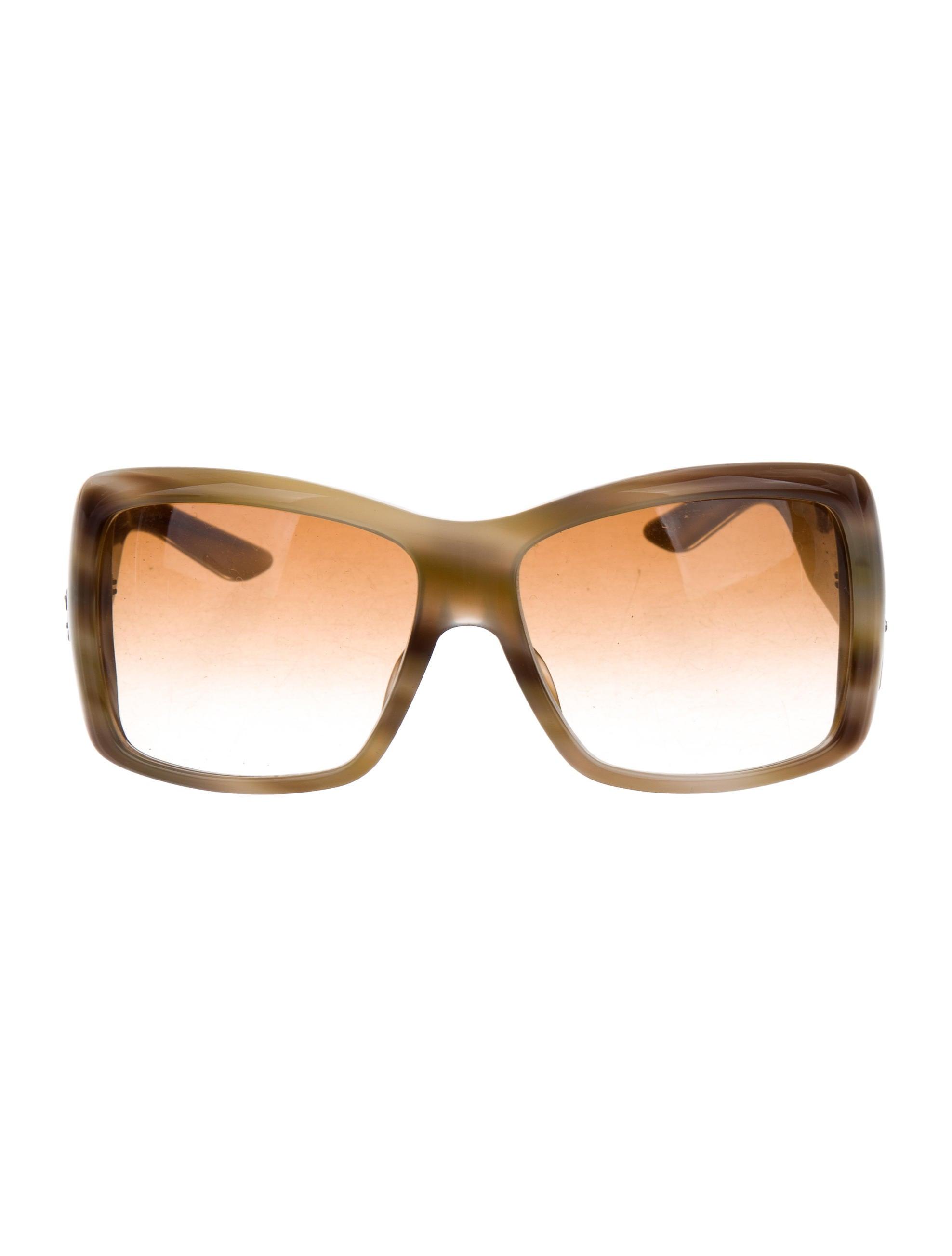 6f84e5a070 Christian Dior Aventura Square Sunglasses - Accessories - CHR65863 ...