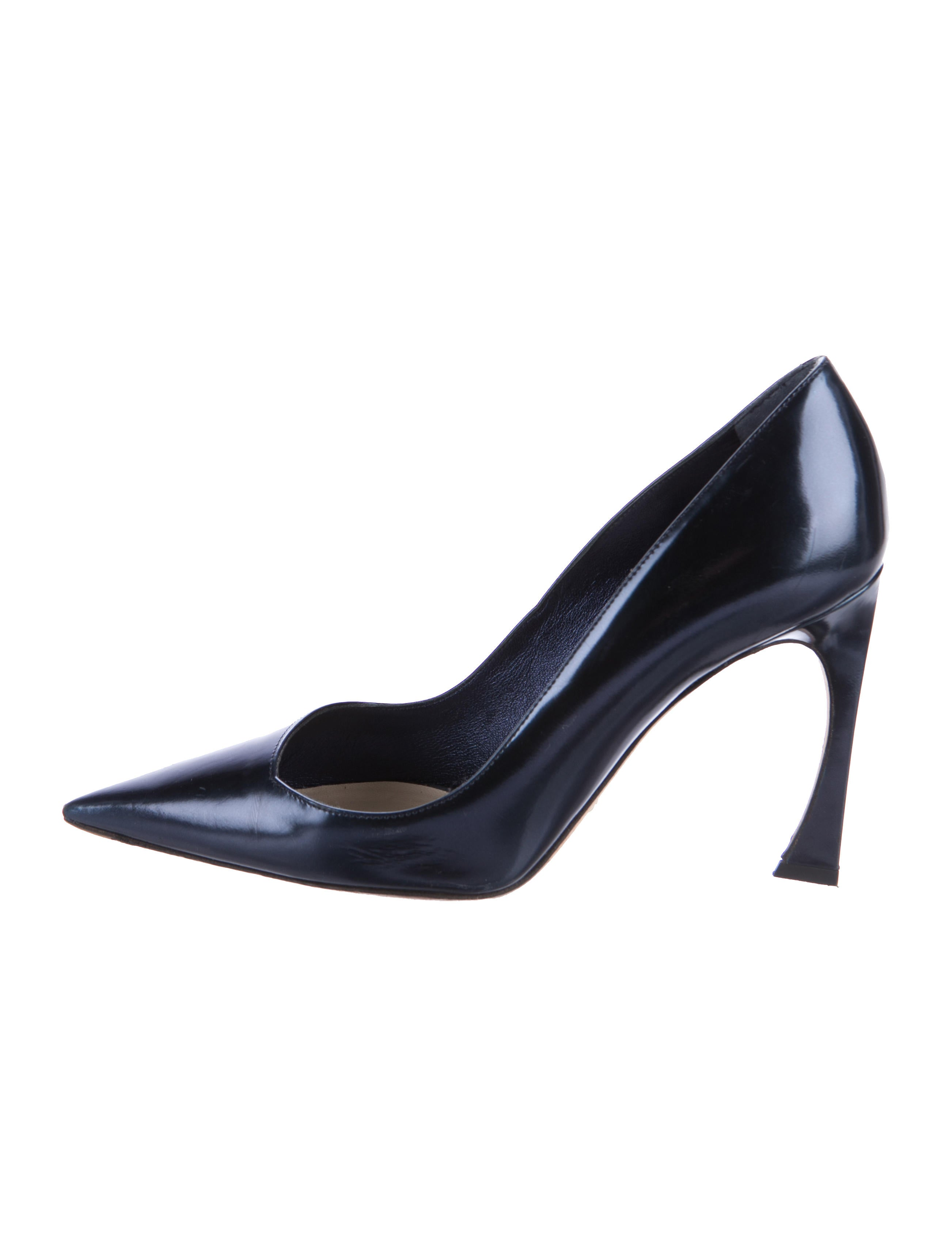 Christian Dior Songe Peep-Toe Pumps top quality online marketable sale online free shipping enjoy Eo2fc