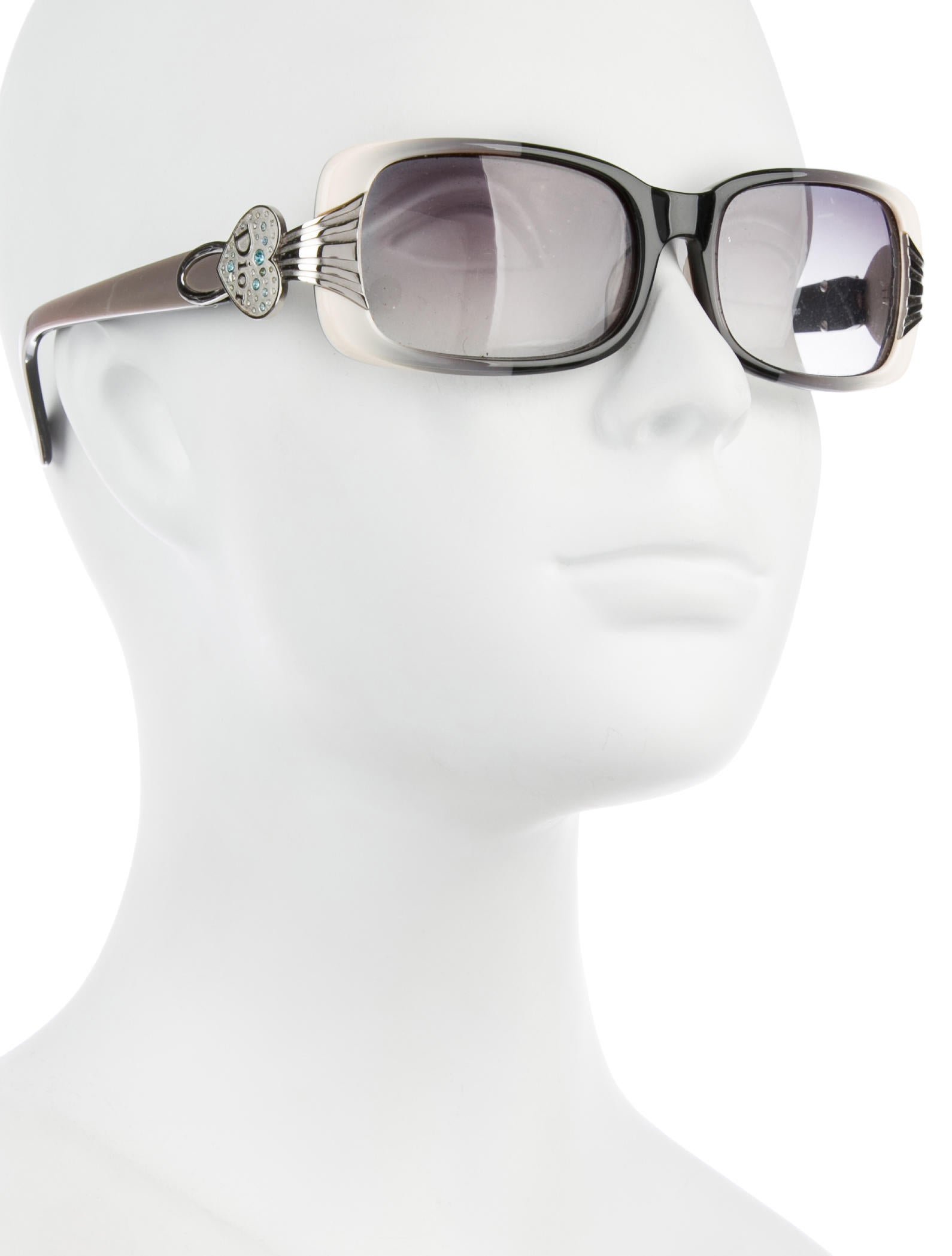 815c0edff794 Christian Dior Vintage Narrow Sunglasses - Accessories - CHR67802 ...