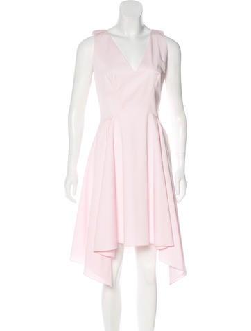 Christian Dior Sleeveless Midi Dress w/ Tags None