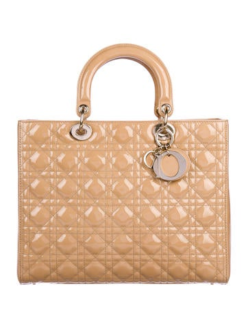 Christian Dior Large Lady Dior None