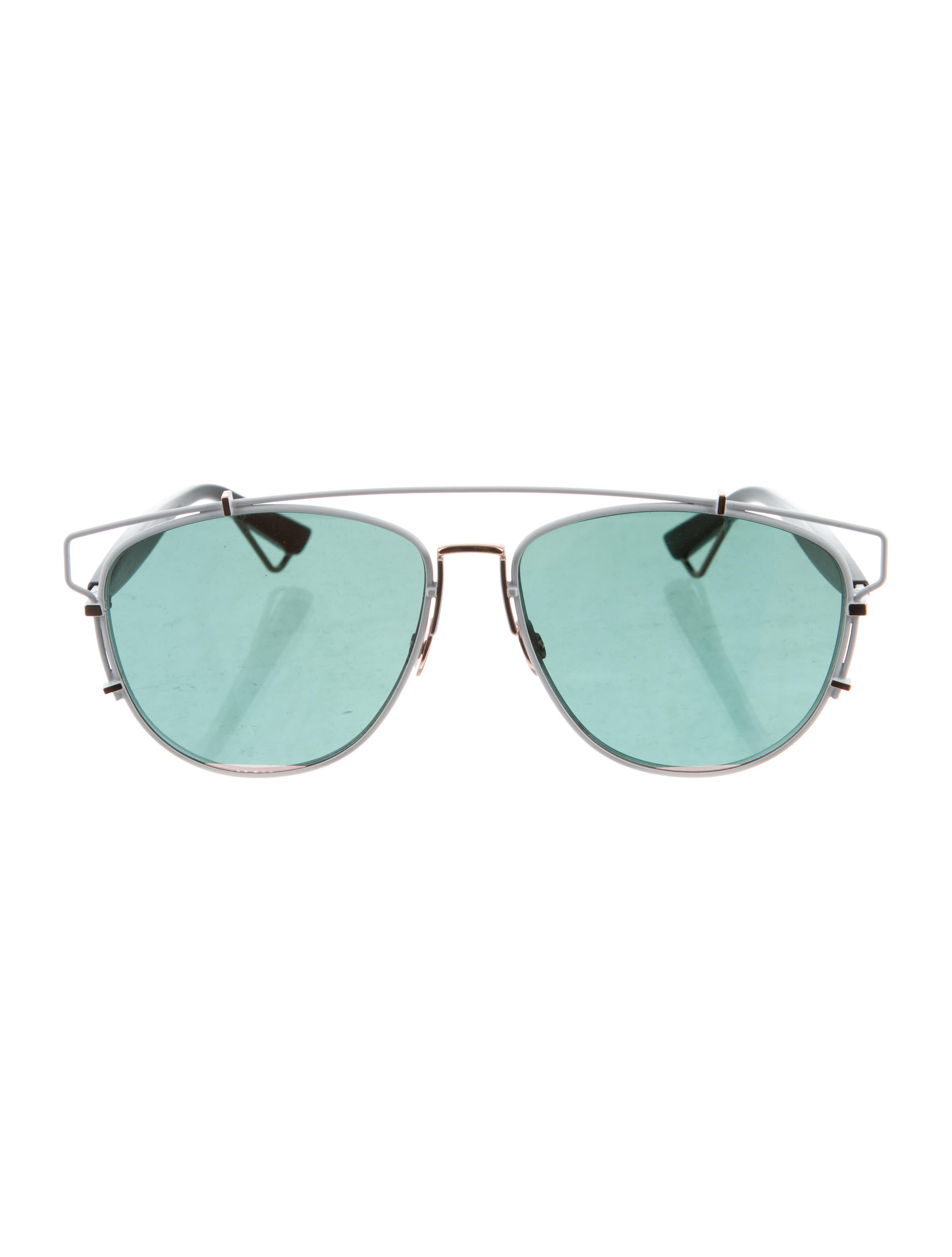 9d9cd3ef295 Christian Dior Technologic Mirrored Sunglasses w  Tags - Accessories ...