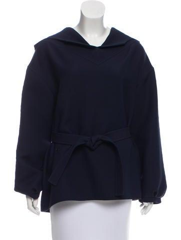 Christian Dior Wool & Silk Top w/ Tags None
