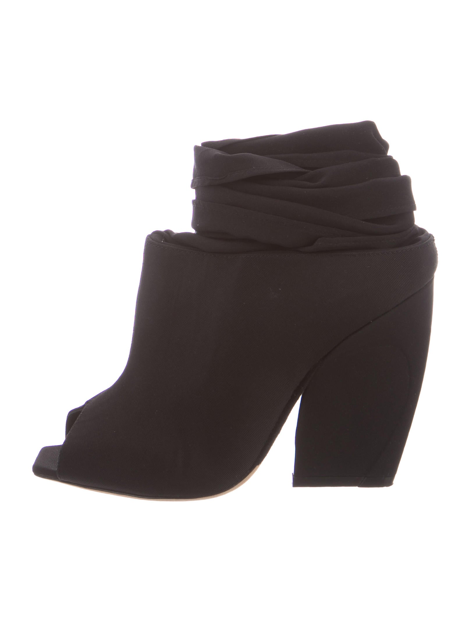 Christian Dior Woven Peep-Toe Booties discount pick a best clearance supply buy cheap newest rKnR2X