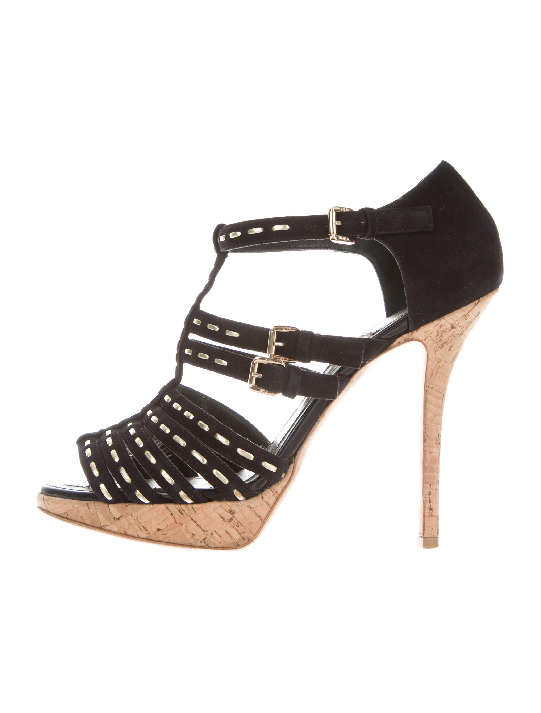 sale enjoy free shipping pick a best Christian Dior Multistrap Slide Sandals release dates cheap online JGt72lOR