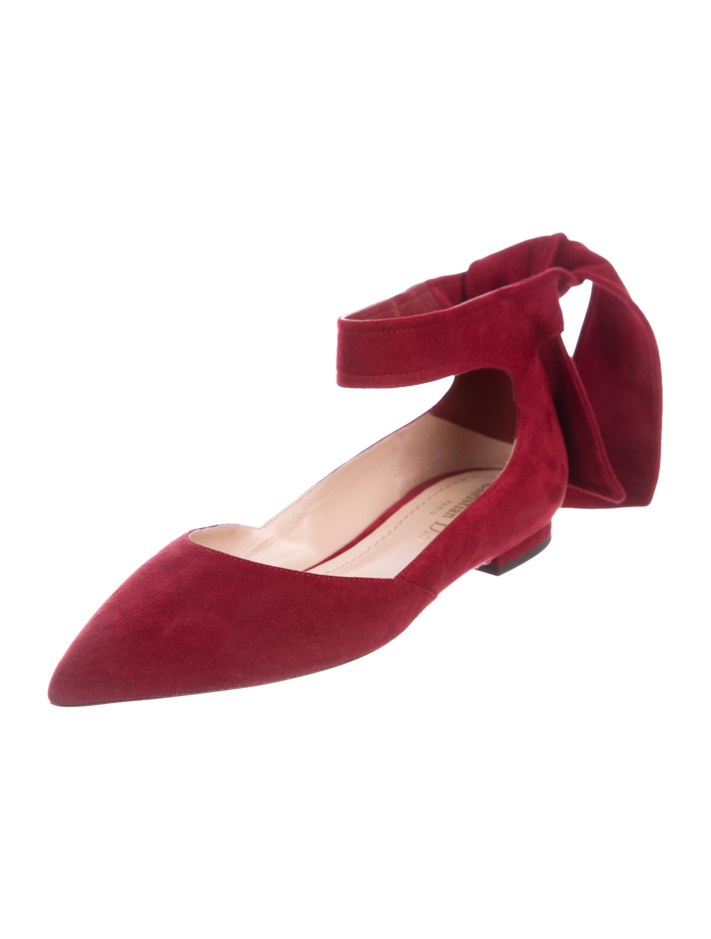 from china online free shipping browse Christian Dior La Belle Suede Flats original prices for sale RcUA0Jlzz