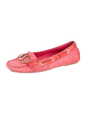 outlet collections Christian Dior Suede Embossed Loafers best seller discount wiki clearance shop for Cheapest sale online CE2TwZ
