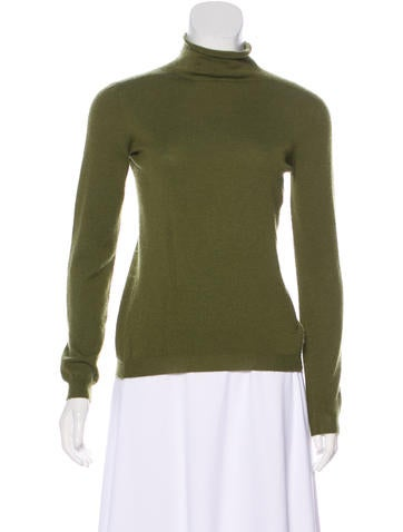 Christian Dior Long Sleeve Knit Sweater None