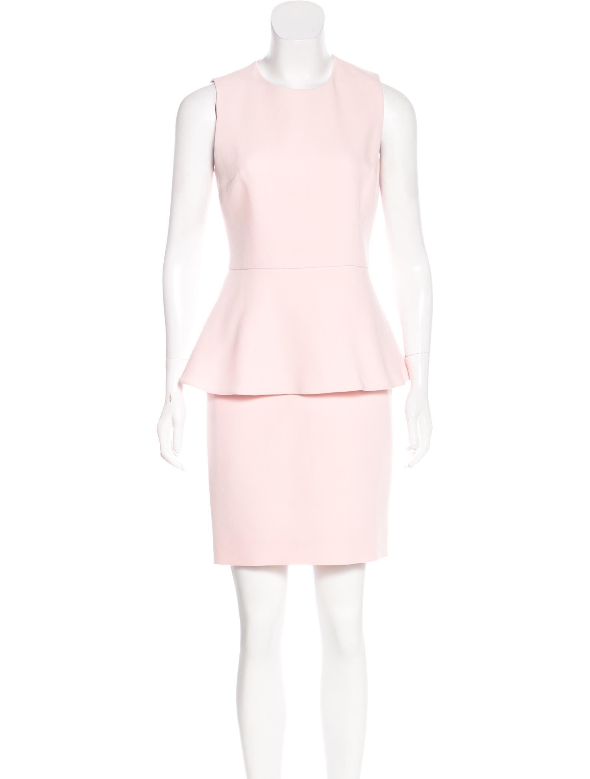 Clearance View Christian Dior Wool Mini Dress Cheap Sale Release Dates Cheap Sale Deals 2018 Online QfqtDB